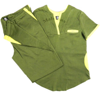 Ambo Spandex, Juanita green