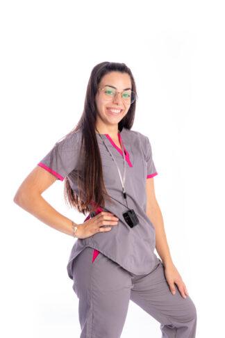 Juanita Grey Modelo Spandex